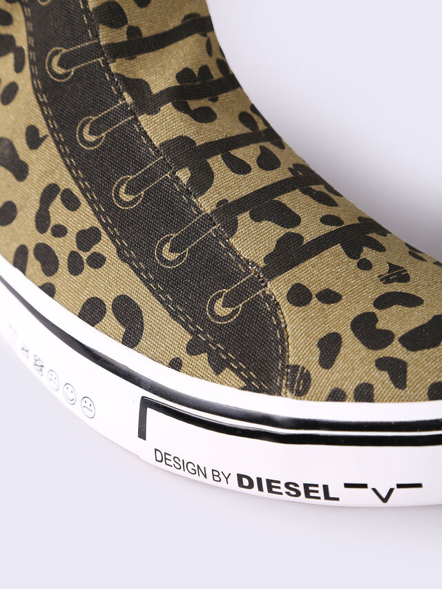 S-DIESEL IMAGINEE MID SLIP-ON, Light Brown