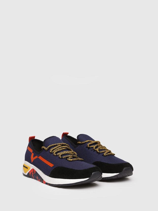 Diesel - S-KBY, Dark Blue - Sneakers - Image 2