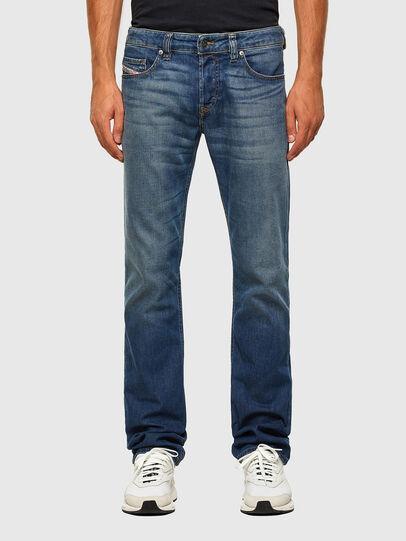 Diesel - Safado 009EI, Medium blue - Jeans - Image 1