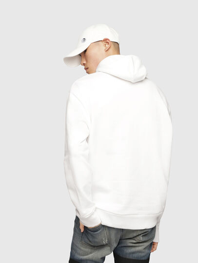 Diesel - S-AFTER, White - Sweaters - Image 3