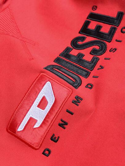 Diesel - SDINIEA, Red - Sweaters - Image 3