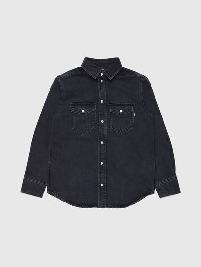 Diesel - CDROOKEL OVER, Black - Shirts - Image 1
