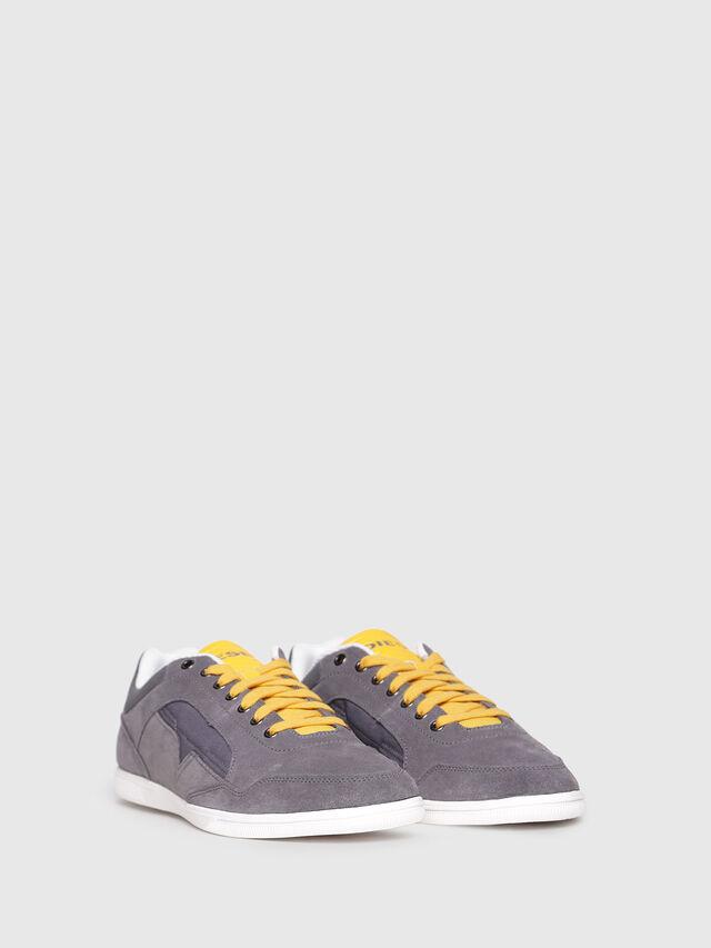 Diesel - S-HAPPY LOW, Grey - Sneakers - Image 2