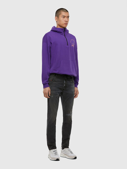 Diesel - KROOLEY JoggJeans® 009LB, Black/Dark grey - Jeans - Image 6