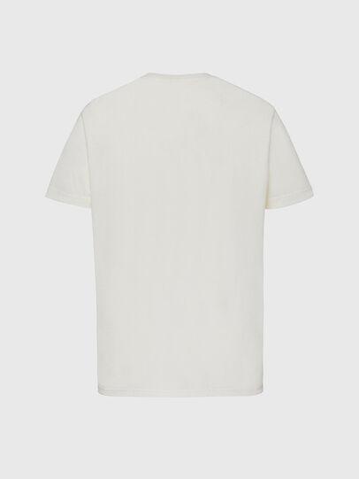 Diesel - T-DIEGOS-K31, White - T-Shirts - Image 2