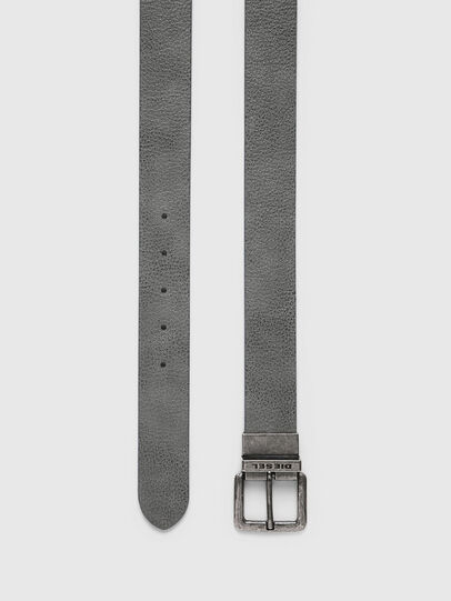 Diesel - B-DOUBLEX, Grey - Belts - Image 5