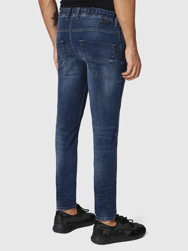 Diesel Krooley JoggJeans 0686W, Dark Blue - Jeans - Image 2
