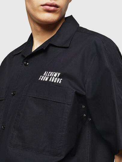 Diesel - S-KULKOV, Black - Shirts - Image 3