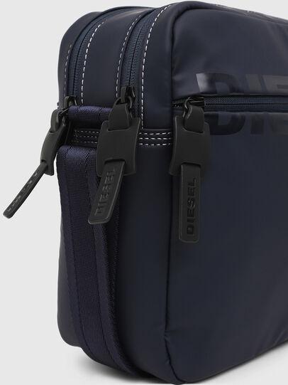 Diesel - DOUBLECROSS, Blue - Crossbody Bags - Image 6