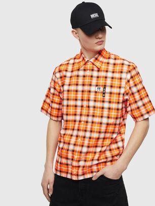 S-ATWOOD-A, Orange - Shirts