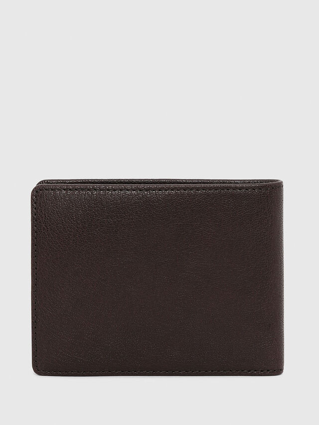 Diesel - NEELA XS, Dark Brown - Small Wallets - Image 2