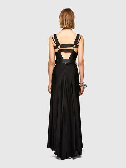 Diesel - D-KATHLE, Black - Dresses - Image 2