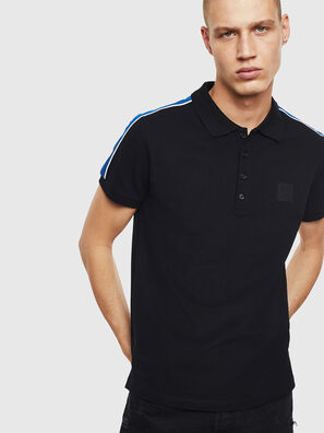 T-RALFY-S1, Black - Polos