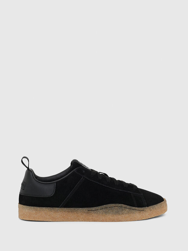 S-CLEVER PAR LOW, Black - Sneakers