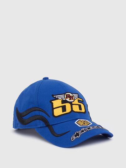 Diesel - ASTARS-CAP-B, Blue - Caps - Image 1