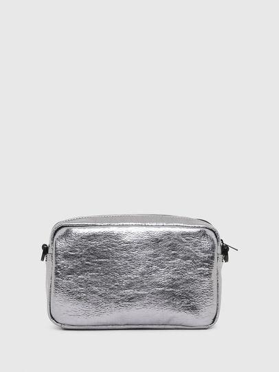 Diesel - FARAH II, Silver - Crossbody Bags - Image 2