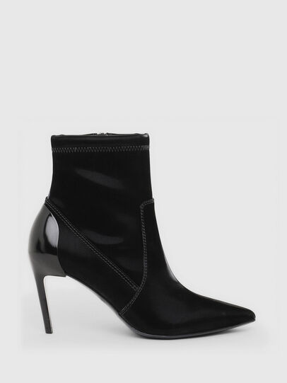 Diesel - D-SLANTY MABZC, Black - Ankle Boots - Image 1