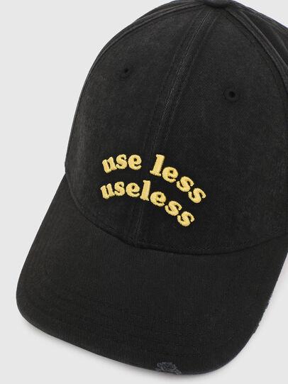 Diesel - C-LESSER, Black - Caps - Image 3