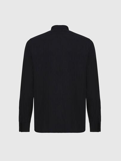 Diesel - S-BILL-POCKET, Black - Shirts - Image 2