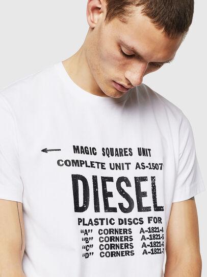 Diesel - T-DIEGO-B6,  - T-Shirts - Image 3