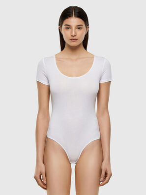 UFTK-BODY-SV, White - Bodysuits