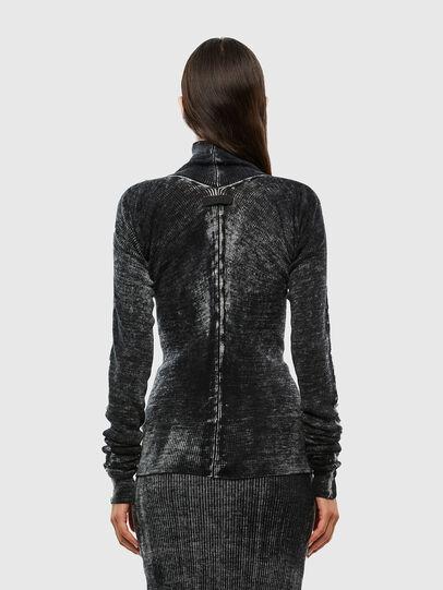 Diesel - M-ISABELLE, Black - Knitwear - Image 2