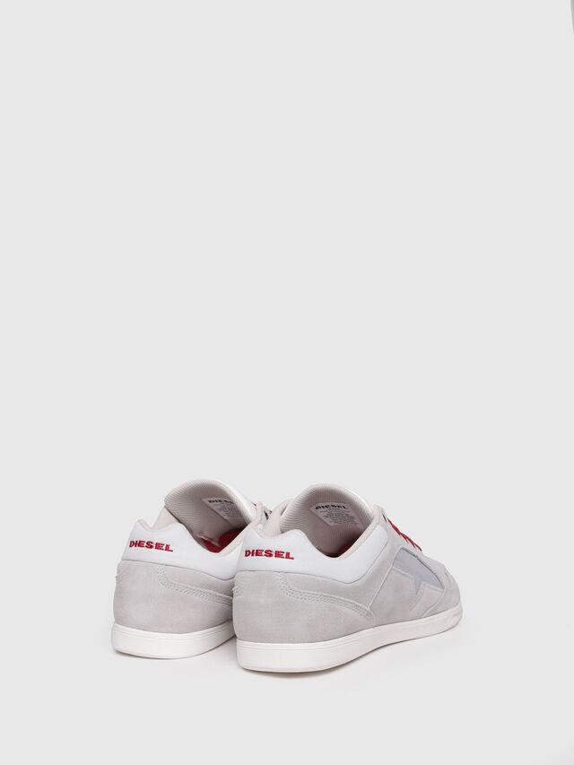 Diesel - S-HAPPY LOW, Light Grey - Sneakers - Image 2