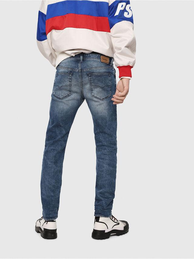 Diesel - Buster 081AQ, Medium blue - Jeans - Image 2