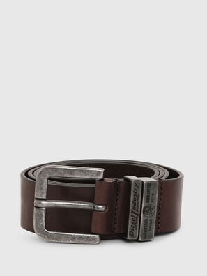 B-BAC, Dark Brown - Belts