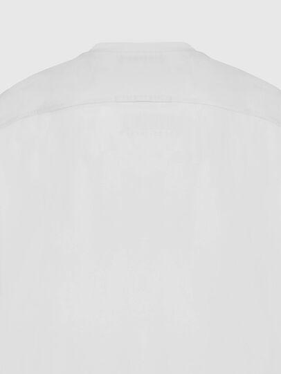 Diesel - T-TASK-SLITS, White - T-Shirts - Image 4