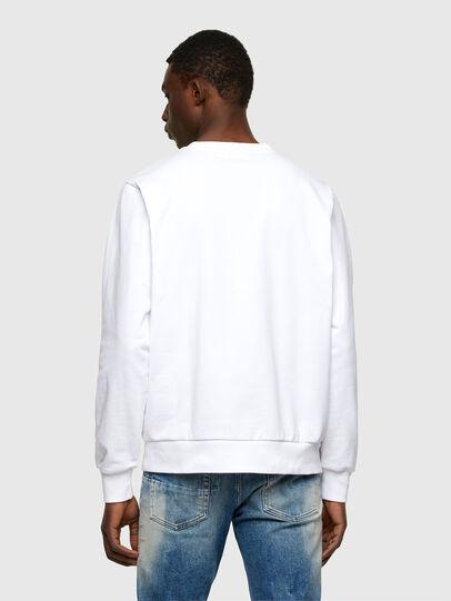 Diesel - S-GIRK-K32, White - Sweaters - Image 2