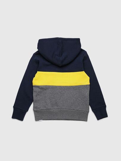 Diesel - UMLT-SBRANDON, Grey/Blue - Underwear - Image 2