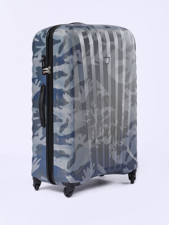 Diesel - MOVE L, Blue - Luggage - Image 2