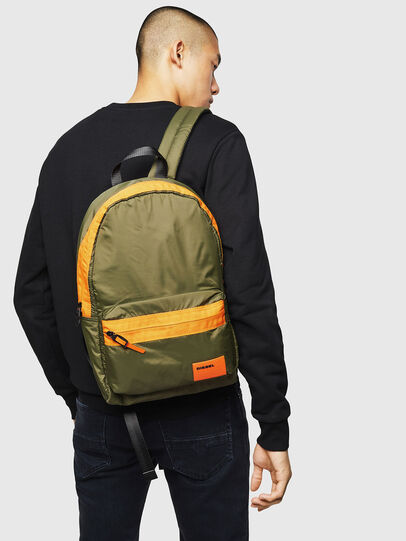Diesel - MIRANO, Dark Green - Backpacks - Image 6
