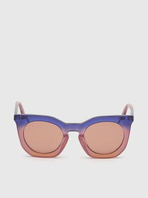 DL0283, Violet - Sunglasses