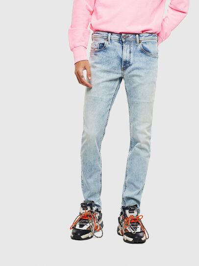 Diesel - Thommer 0096C, Light Blue - Jeans - Image 1
