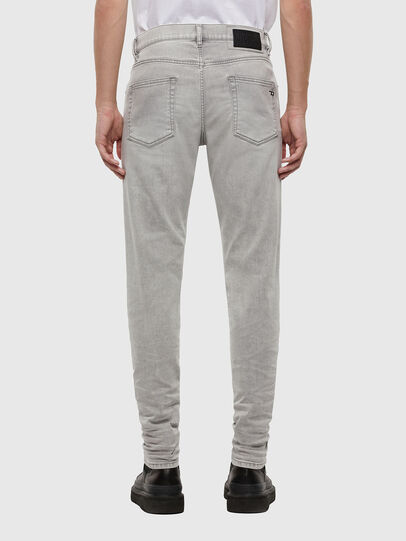 Diesel - D-Strukt 069RE, Light Grey - Jeans - Image 2