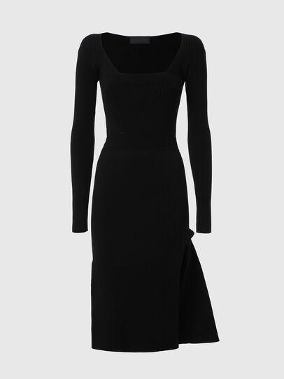Diesel - M-BLEIKE, Black - Knitwear - Image 1