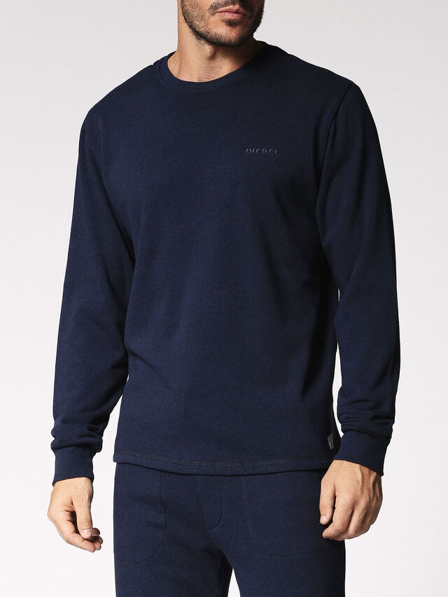 Diesel - UMLT-WILLY, Night Blue - Sweaters - Image 1