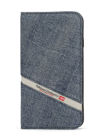 Diesel - DENIM IPHONE 8/7 FOLIO,  - Flip covers - Image 2