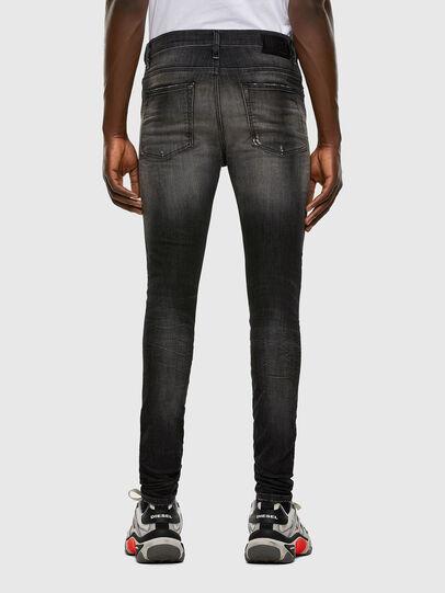 Diesel - D-REEFT JoggJeans® 009FX, Black/Dark grey - Jeans - Image 2