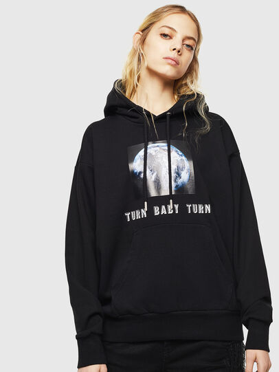 Diesel - S-ALBY-YA, Black - Sweaters - Image 2