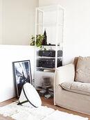 DRUMBOX TAVOLO/TERRA, White - Table Lighting