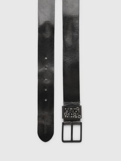 Diesel - B-BAY, Dark Brown - Belts - Image 3