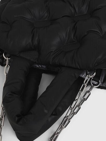 Diesel - KESSIE, Black - Shopping and Shoulder Bags - Image 6