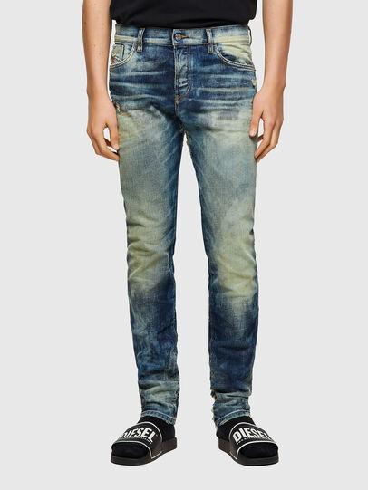 Diesel - D-Kras 009VI, Light Blue - Jeans - Image 1