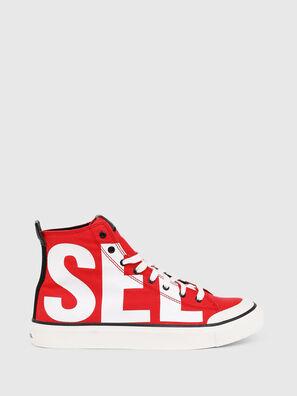 S-ASTICO MC, Red/White - Sneakers