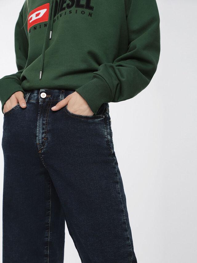 Diesel - Widee JoggJeans 069BE, Dark Blue - Jeans - Image 4
