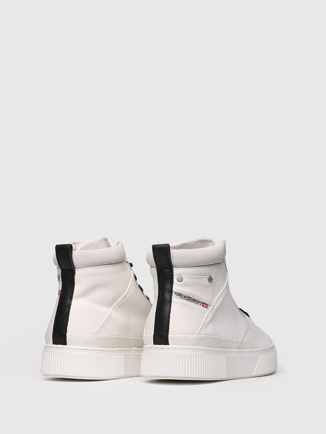 Diesel - S-DANNY MC, White - Sneakers - Image 2