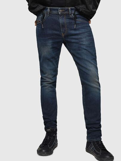 Diesel - Thommer 084AU, Dark Blue - Jeans - Image 1